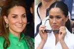 Královský políček pro Meghan: Palác jí odpírá to, co dopřává její sokyni Kate!