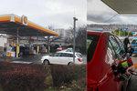 Cena benzinu a nafty v Česku opět roste. Nejlevněji je na Ústecku, nejdráž v Praze