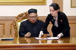 """Severokorejská """"princezna"""" pohrozila Jižní Koreji a zběhům. """"Všiví psi"""" podle Kim ohrožují mír"""