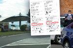 Řidič Petr si na benzince kupoval alkohol: Policistům nadýchal 6 promile!