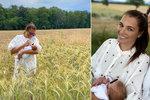 Šeredová vyrazila na víkend k příbuzným: Princeznu Vivi vzala do přírody u Turína!
