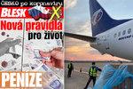 Účet za koronavirus v Česku? Dary od majitelů Blesku a přes 7 miliard výdajů. Vláda dál nakupuje