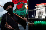 """Minuta ticha zastavila i metro. Maďaři si připomněli kořeny """"všeho zlého"""""""