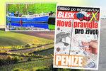 Toskánsko, Benátky i Amazonie v Česku: 10 fascinujících míst, která nám nahradí cizinu!