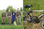 Na kole měl namířeno z Česka do Kazachstánu: Cestu dlouhou 4.000 km mu zatrhli vojáci