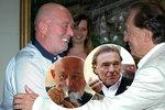 Kšefty Gotta (†80) se zesnulým miliardářem Buksou (†74): Měl být okraden o 9 milionů!