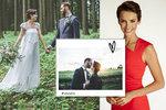 Zvláštní výročí svatby Gábiny Laškové: Romantická oslava s jiným! Manžel nebyl doma