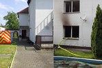 Tragédie v Karviné: Při požáru zemřela žena! Zdrcené dceři pomáhal intervent