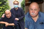 Děsivé následky akutní leukemie Andreje Hryce: Z urostlého chlapa je stín!