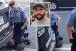 Policista obviněný z vraždy Floyda nakupoval v obchodě: Měl bys být ve vězení! křičela na něj žena