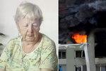 Požár v Prešově má osm obětí: Emílii (†79) prohlásili za mrtvou!