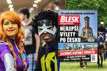 Tipy na víkend: Festival sci-fi fantazie, rytířské souboje i svátek jídla