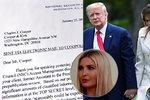 Trumpova neteř píše temné věci o prezidentovi. Ale rodina zvítězila a kniha má zatím smůlu