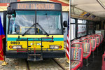 Žlutý Čechoameričan zaparkoval v Muzeu MHD. Unikátní trolejbus připlul do Prahy až z Ohia