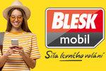 Bezkonkurenční nabídka BLESKmobil: 15 GB dat za 249 Kč!