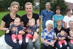 Lesby Marie a Katka vychovávají dvojčátka, rodina je podporuje: Přesto žijeme v nejistotě, říkají