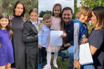 Vysvědčení u dětí hvězd: Malý »maturant« Decastelo a dcera Hejlíka jako kuře!