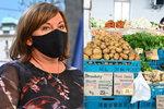 """Schillerová nechce snížit DPH na jídlo. Ať řetězce sníží """"nehorázné marže"""", vzkazuje"""