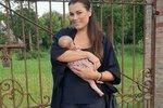 Poporodní dovolená Aleny Šeredové (42): Tohle všechno absolvovala s miminkem!