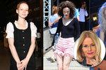 Dcera Jitky Asterové (60) Anna (26) přišla o vlasy! Proč má na hlavě ježka?