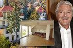 Juraj Kukura se zbavil honosné vily za 32 milionů! Podívejte, v jakém luxusu žil