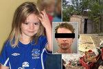 Šokující nález na pozemku Christiana B. podezřelého z vraždy Maddie: Našli tam její fotku?