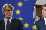 Babišovi poslali dopis z Bruselu. Výhrůžky vadí, šéf europarlamentu zmínil i dotace