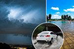 Počasí o prázdninách a návrat bouřek. Jaké budou červencové týdny? Sledujte radar Blesku