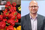 Drahé potraviny? Šéf Zemědělského svazu ukázal na marže řetězců a chce snížení DPH