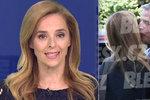 Moderátorka ČT Witowská: Problém v televizi kvůli diplomatovi?!