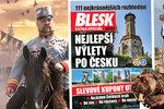 Tipy na víkend: Valdštejn slaví narozeniny, giganti na Lipně i cirkusáci v Mikulově