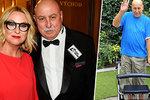 Boj Hryce (70) s leukemií: Učí se znovu chodit! 100 kritických dní, pak přijde ortel