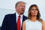 Neteř Trumpa v knize popisuje jako sociopata. A co na první dámu prozradí její kamarádka?