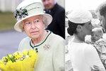 Utajený spor Meghan s královnou: Pravdu naznačovaly již fotky ze křtin Archieho!