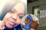 Koronavirus zabil zdravou mladou ženu (†24): Před smrtí se jí oči propadly do lebky!