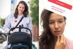 Netradiční postoj Kohoutové k domácím porodům: Málem ho podstoupila! Nakonec cukla