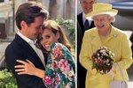 Princezna Beatrice se tajně provdala: Zásadní slovo měla ale královna!