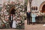 První foto z přísně utajené královské veselky: Takhle Alžběta II. provdala svou vnučku!