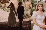 Tajná svatba princezny Beatrice: Fotky bez prince Andrewa a důležitá role nevlastního syna