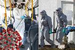 Polsko kvůli koronaviru počítá každou korunu: Města vypínají lampy a omezují autobusy