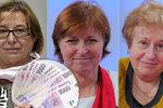 Bohaté odměny pro ředitele hygien: 200 tisíc korun dostala i kritizovaná Svrčinová