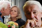 Jiří Krampol (82) o náhlé smrti ženy Hanky (†59): Vstala od stolu, spadla a vykrvácela!