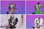 Lady Gaga ovládla udílení cen MTV: Pět ocenění a výzva k nošení roušek