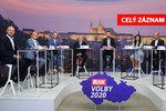 Debata Blesku: Peníze pro důchodce, chudoba v ČR kvůli viru i útrapy hospodských