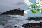 Na Řecko se řítí středomořský medikán. Ostrovy před bouří ve stavu pohotovosti