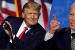 Konec urážek, překřikování a skákání do řeči. Trumpovi vypnou ve finální debatě mikrofon