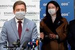 Senátní volby 2020: Vítězství Starostů, propadák ČSSD a ODS chce Vystrčila dál v čele