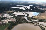 Exkluzivní foto: Takhle povodeň devastuje jižní Moravu! Valí se tu 50letá voda