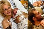 Vendula den po návratu z porodnice: Rozkošné foto Pepíků a šok! Co vůbec netušila?