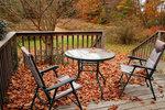 Sezona zahradních párty a grilování je u konce. Jak vše správně zazimovat?